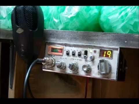 Off-Grid Cheap CB Radio Set-up