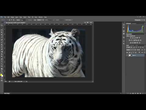 Как сделать уникальную картинку в фотошопе