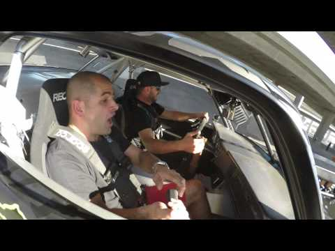 Chris Harris On Cars - Riding With Ken Block In The Hoonicorn. video