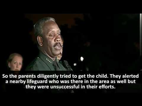 Sheriff describes alligator attack that killed toddler at Disney resort