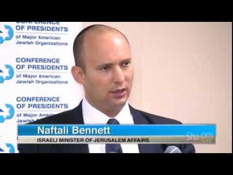 Naftali Bennett, Economy Minister