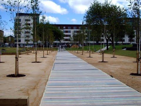 Barrowland Park Album Pathway 1