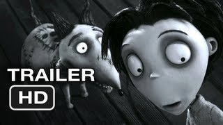 Frankenweenie (2012) - Official Trailer