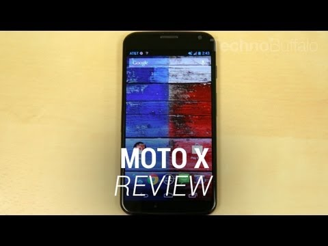 Moto X Review!