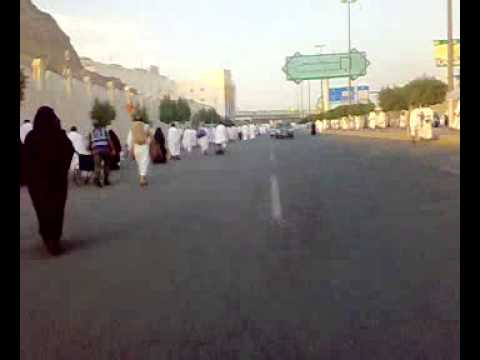 DAY OF HAJJ...MY 2 TIMES HAJJ''2011'' MAKKAH SAUDI ARABIA