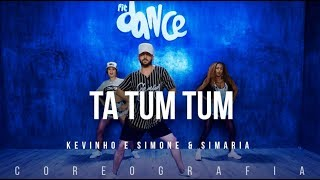 download musica Ta Tum Tum - Kevinho e Simone & Simaria FitDance TV Coreografia Dance