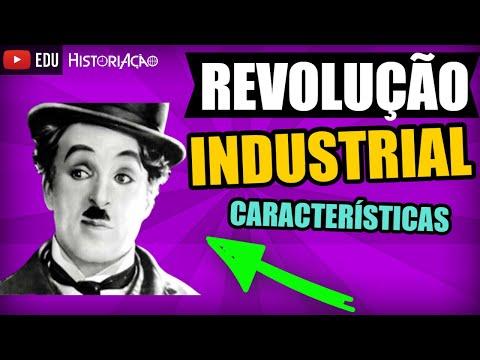REVOLUÇÃO INDUSTRIAL RESUMO  Primeira Fase Vídeo Aula de História Conceito Introdução #1