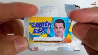 UNBOXING: 5 Chicles La Liga 2014-2015 [4]