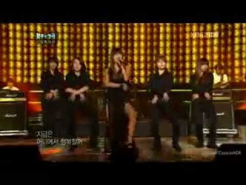 Hyorin (Sistar) - That person that time - Immortal Song 2.3gp...