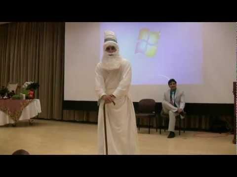 Amoo Norooz va Haji Firooz - Norooz 2012 (1)