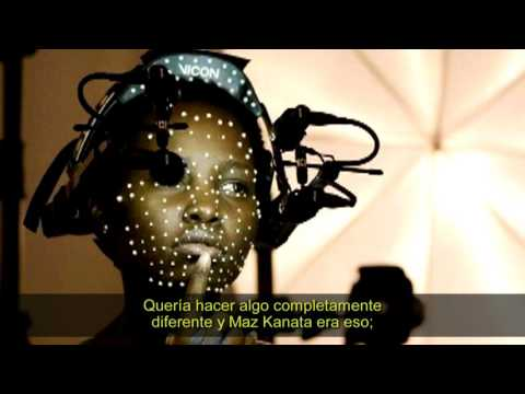 Entrevista Lupita Nyong'o - Star Wars: El Despertar de la Fuerza