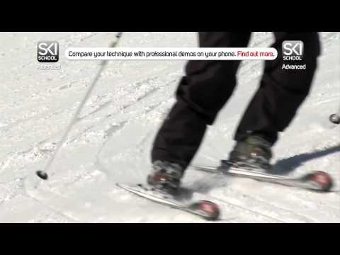 Видеоуроки Горные лыжи - видео