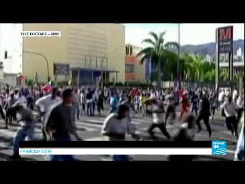 VENEZUELA - Mayor arrested for crimes committed against peace of the country