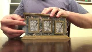 46 Move Puzzle Box