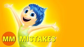 10 Hidden MISTAKES You Missed In INSIDE OUT | INSIDE OUT Movie MISTAKES