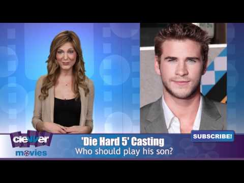Liam Hemsworth Frontrunner To Play Bruce Willis' Son In 'Die Hard 5'