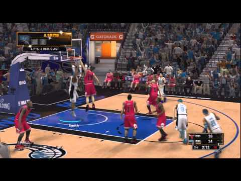 NBA 2K13 | Subscribers Join My Team | Orlando Magic vs Chicago Bulls - Game 2 of 14
