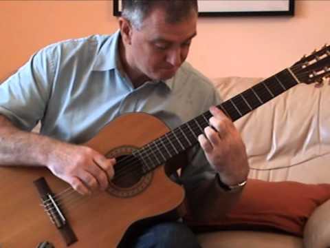 life on mars guitar: