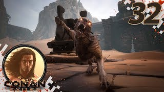 CONAN EXILES (NEW SEASON) - EP32 - Frustrated And Confused! (Gameplay Video)