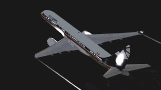 Aeroperú Flight 603 - Flying Blind (Reconstruction)