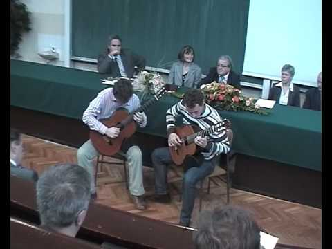 Spanish Dance No. 2 (Oriental); GUITAR DUO MARKO&NEVEN UKRAINCZYK