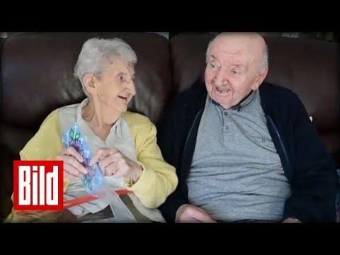 Mutter (98) zieht zu Sohn (80) ins Heim