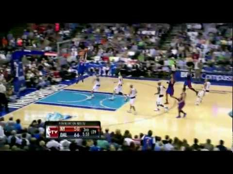 Jeremy Lin 2011-12 Top10 Alley-oop Pass