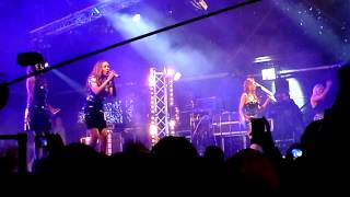 The Saturdays - Notorious, Higher and Happy Birthday Bristol 7/11/13
