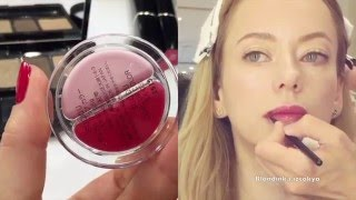 SUQQU  glowing makeup & new spring collection 2016