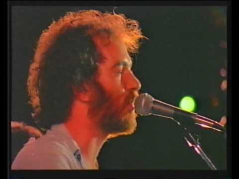 FRANCESCO DE GREGORI - NIENTE DA CAPIRE (LIVE DA BANANA REPUBLIC 1979)