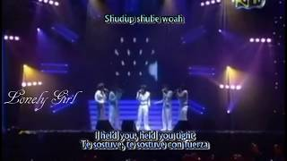 SS501 - In the Still Of The Night + So Much In Love [2005 1013] sub español