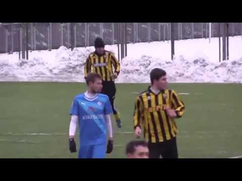 ''Hello!'' Ridiculous Ukrainian footballer answers his Mobile Phone du...