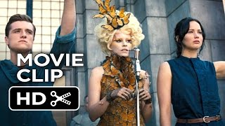 The Hunger Games: Catching Fire Movie CLIP #3 - The Tributes Are Taken (2013) Movie HD