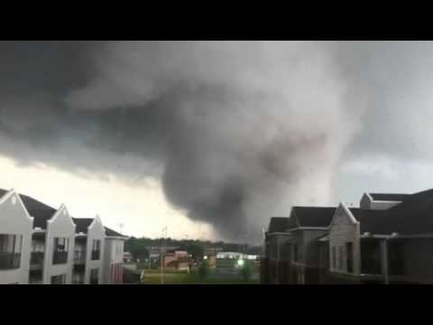 Tuscaloosa Tornado 4.27.11 -- ORIGINAL AUDIO
