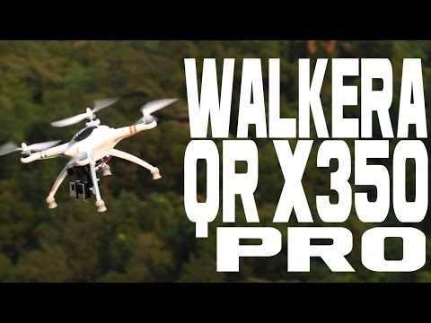 HobbyKing Product Video - Walkera QR X350 PRO