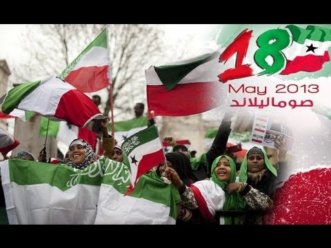 Somaliland Independence Day (18 May) 2013