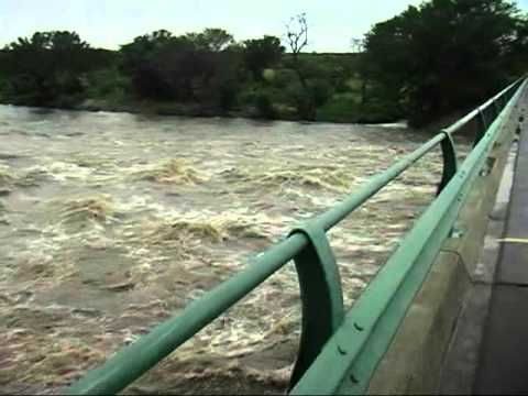 Heavy Rains in Kruger.South Africa