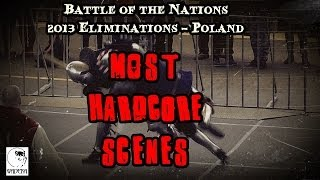 Battle of the Nations - Best hardcore scenes - Slavic Power / Poland