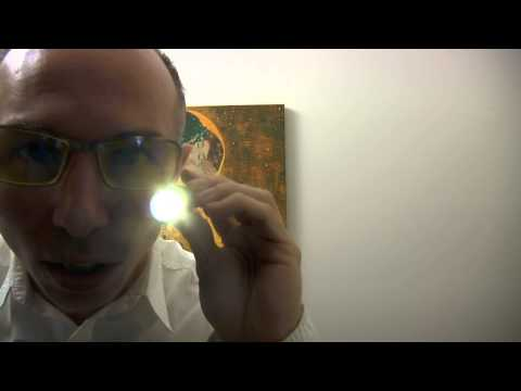 ASMR Dr Dmitri Eye Examination Role Play