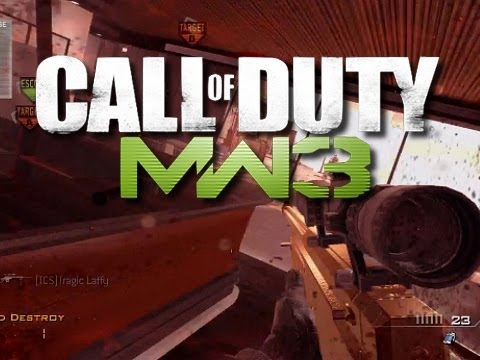 MW3 - Death Reaction Montage 5! (Funny MW3 Moments)