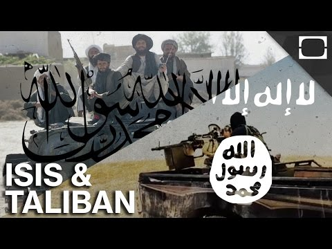 ISIS Or Taliban: Which Is The Greater Threat?
