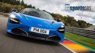 SUPERTEST: McLaren 720S/ 0-300 km/h / Acceleration / Sachsenring POV - AUTO BILD SPORTSCARS
