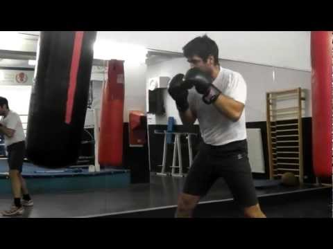 Power Boxing Sandbag Training Part 1 Image 1