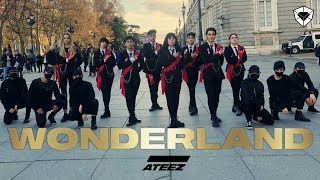 [KPOP IN PUBLIC - MADRID EDITION] | ATEEZ (에이티즈) - WONDERLAND by GeoPrism