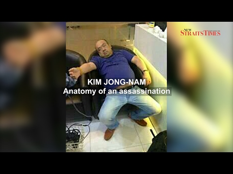 Kim Jong-nam: Anatomy of an assassination