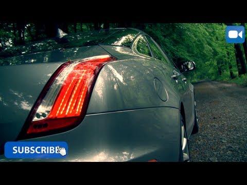 Jaguar XJ 2.0 SC Review (English Subtitles)