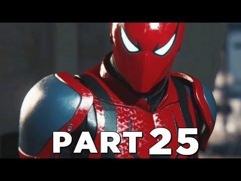 SPIDER-MAN PS4 Walkthrough Gameplay Part 25 - SPIDER ARMOR MK III SUIT (Marvel's Spider-Man)