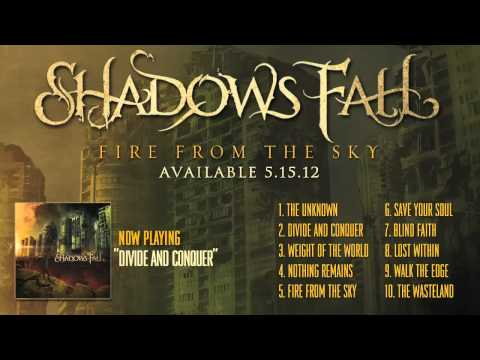 Shadows Fall - Divide And Conquer