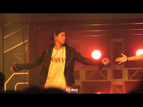 [FANCAM] GOT7 Zepp Tour - TRUE SWAG (Mark focus)
