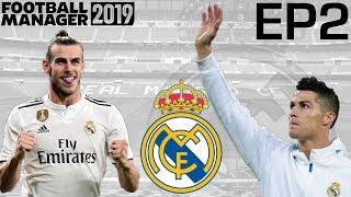 Real Madrid: Life After Ronaldo EP2 - Huge Transfer & UEFA Super Cup vs Atlético Madrid - FM19 Beta